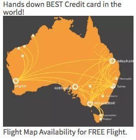 Australian Flight Availability