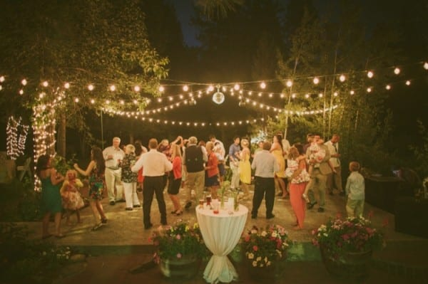Why a small dance floor will make your wedding reception better?
