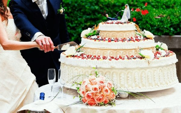 Why your wedding is like baking a cake?