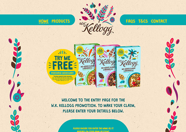 WK Kelloggs