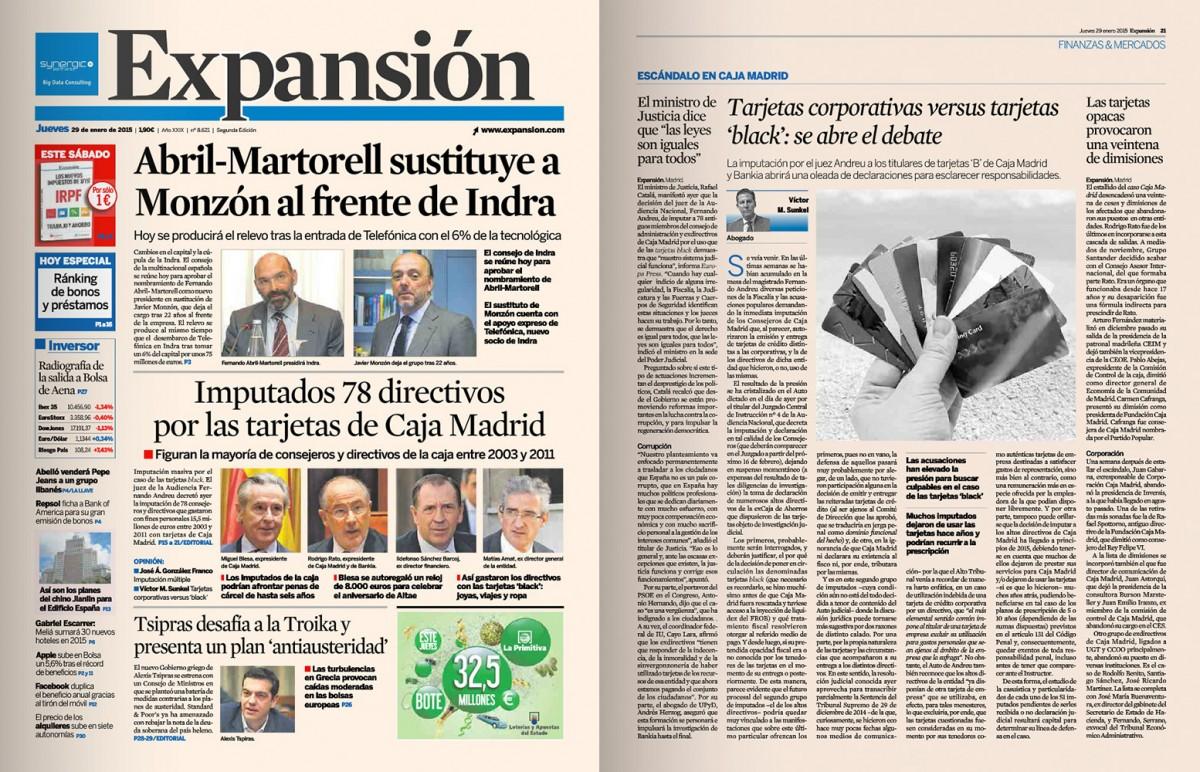 """Tarjetas corporativas vs tarjetas """"black"""": se abre el debate"""
