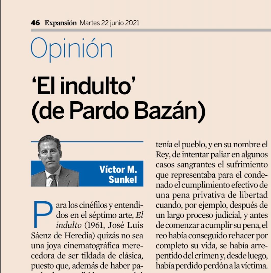 'El indulto' (de Pardo Bazán)