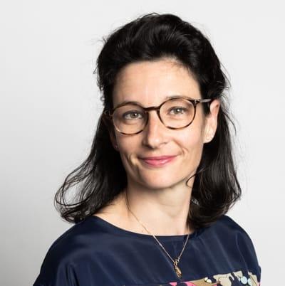 Portait de Suzanne Castel, Head coach People & Transformation  - Directrice Générale Déléguée