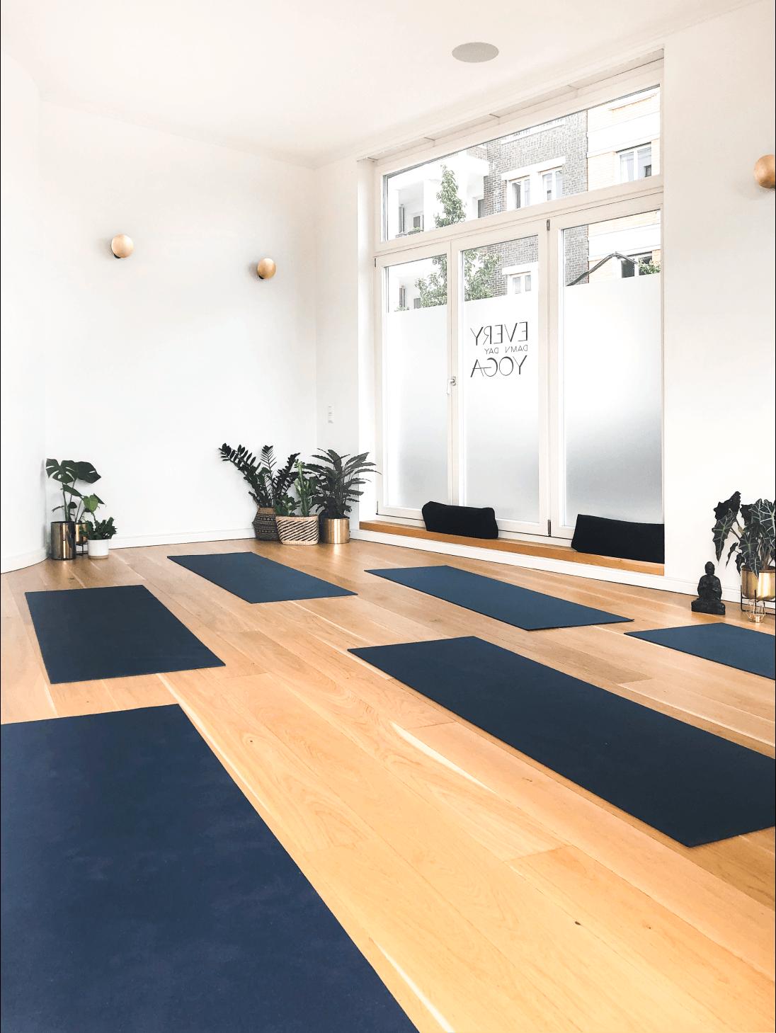 Every Damn Day Yoga Studio Berlin Friedrichshain