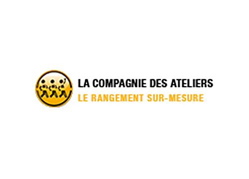 Logo La Compagnie des Ateliers