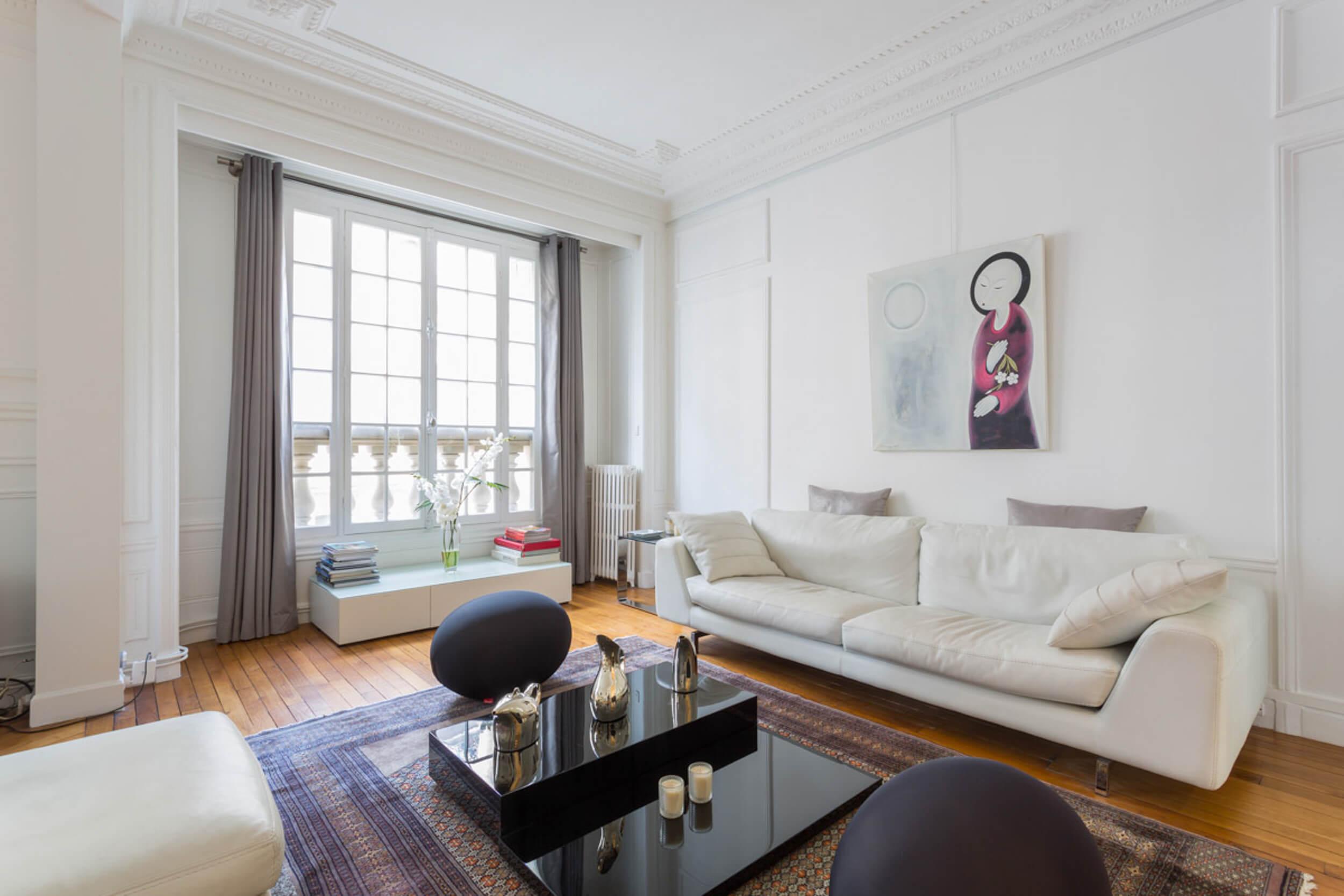 Lien vers appartement de 105 mètres carrés à Paris 15