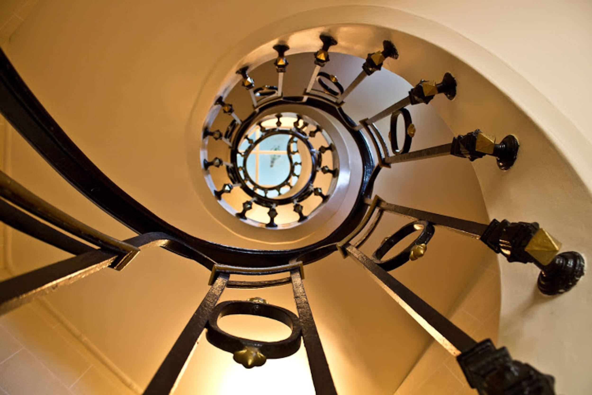 Lien vers rénovation escalier à Paris 17, Villiers