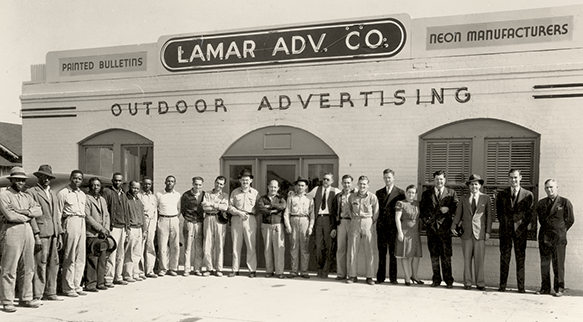 Our History | Lamar Advertising
