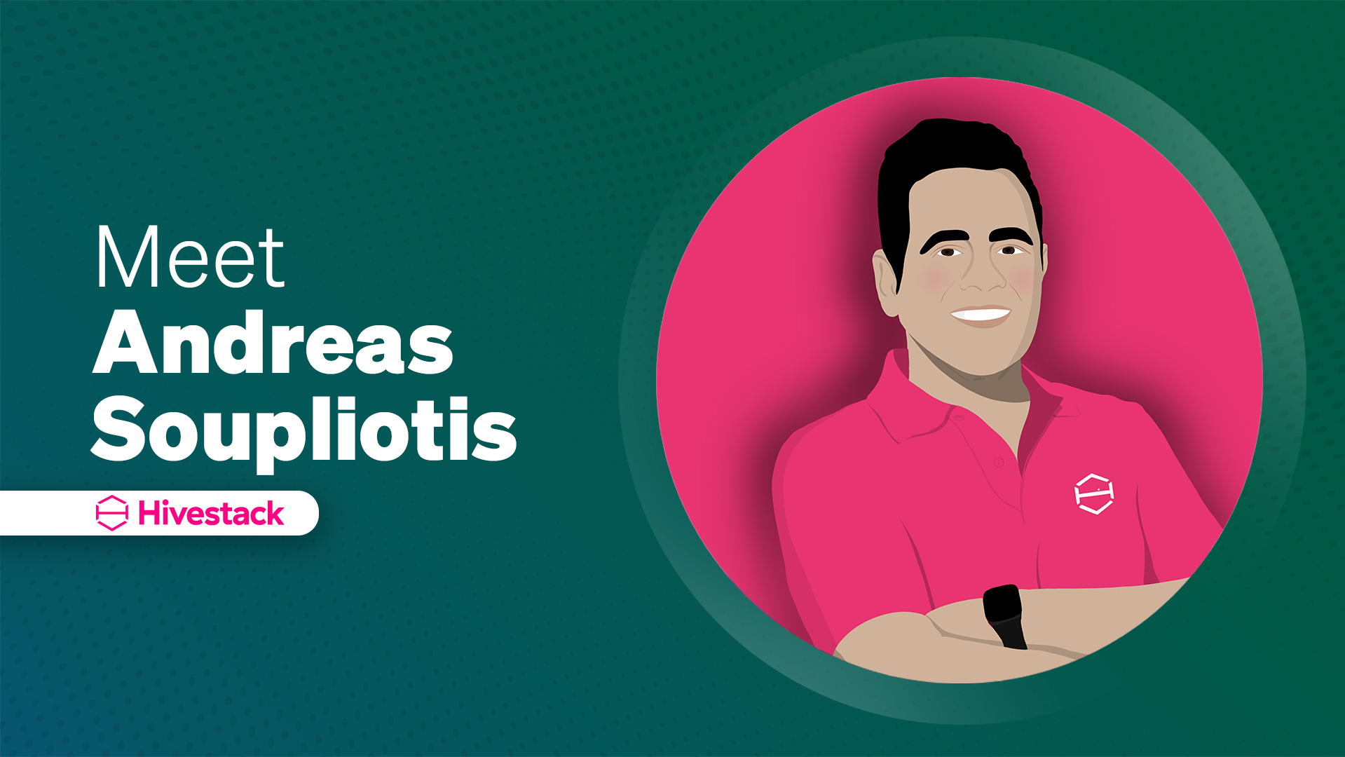 Meet Our Partners: Andreas Soupliotis, Hivestack