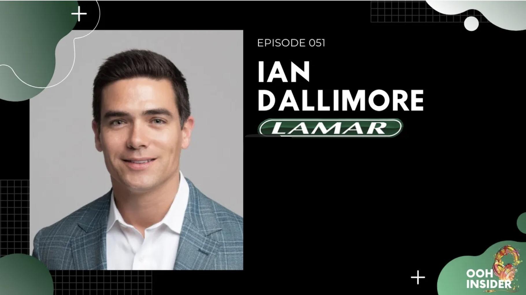OOH Insider Podcast Ep 51   Ian Dallimore