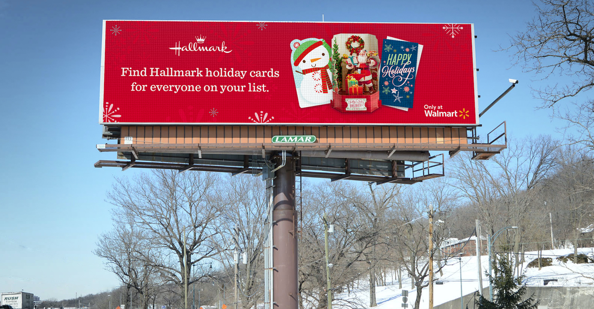 Deck the Halls and the Boards! Why DOOH is the Best Way to Advertise This Holiday Season