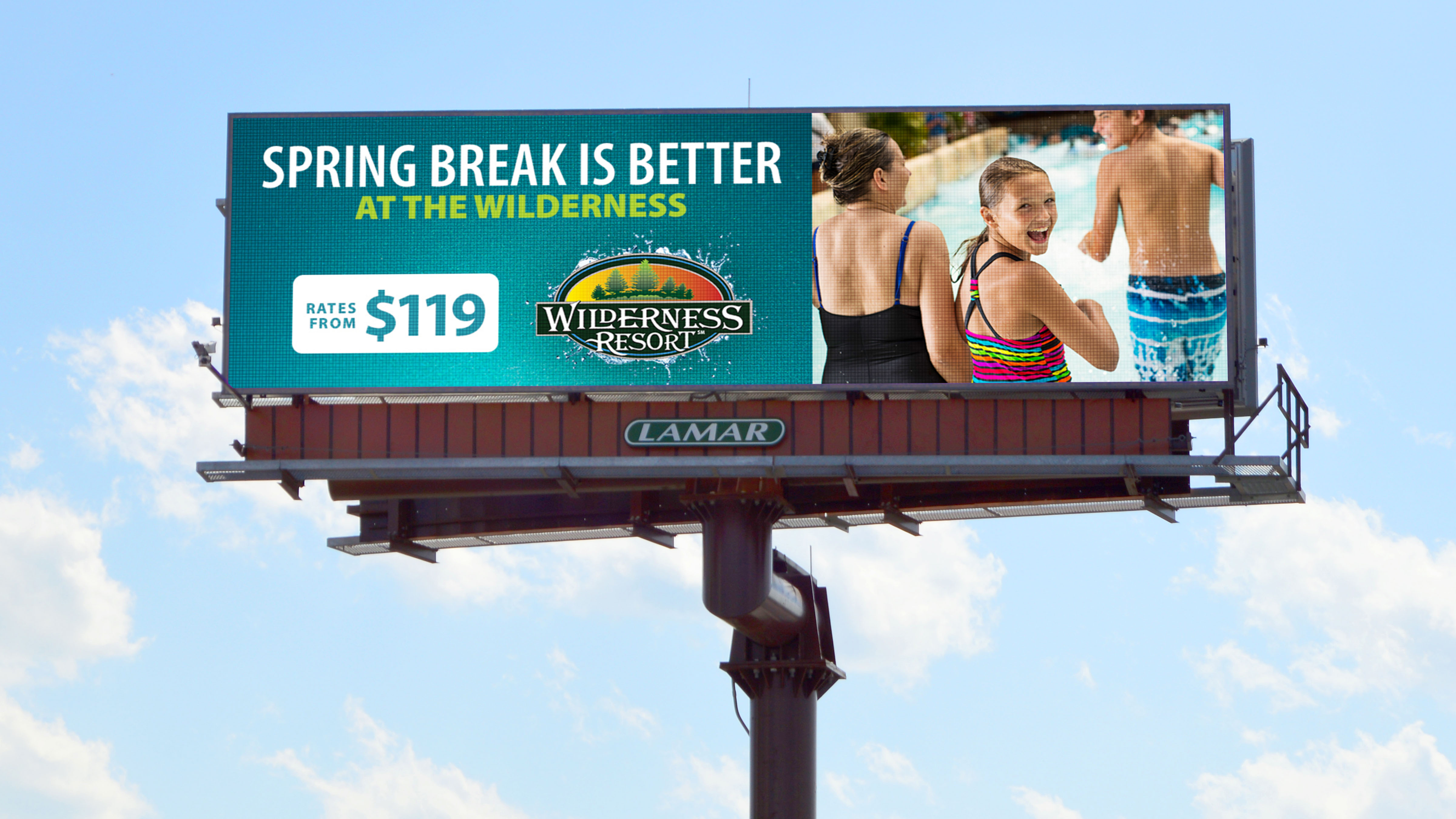 Spring is in the Air... Literally | DOOH Tips
