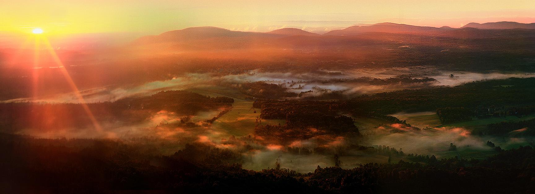 Wallkill Valley Sunset