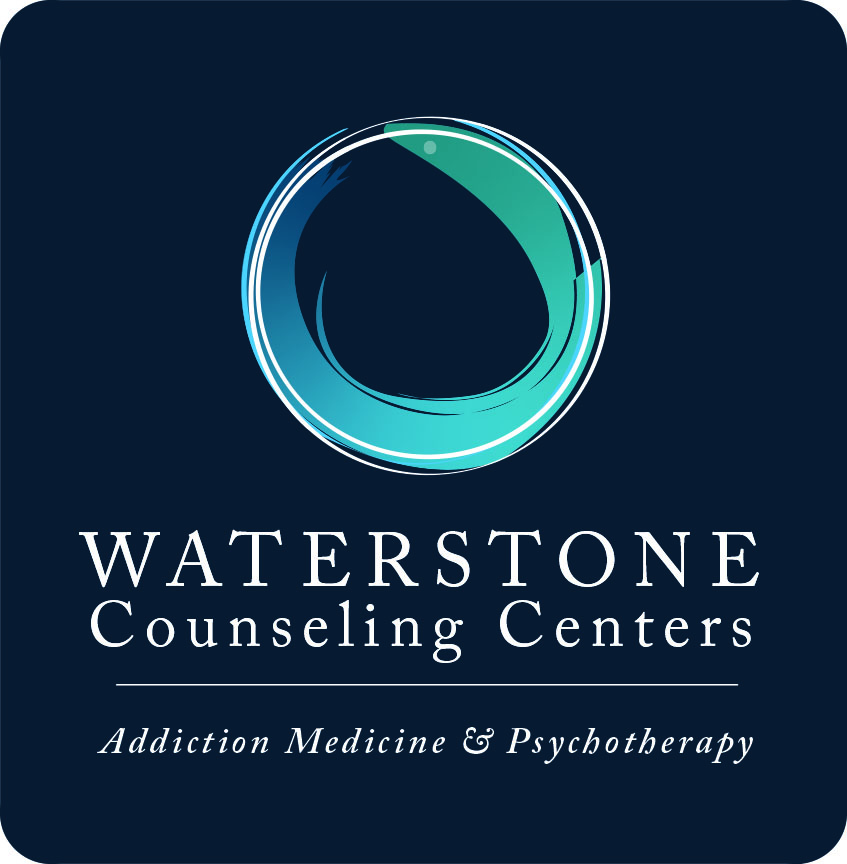 Waterstone Logo dark