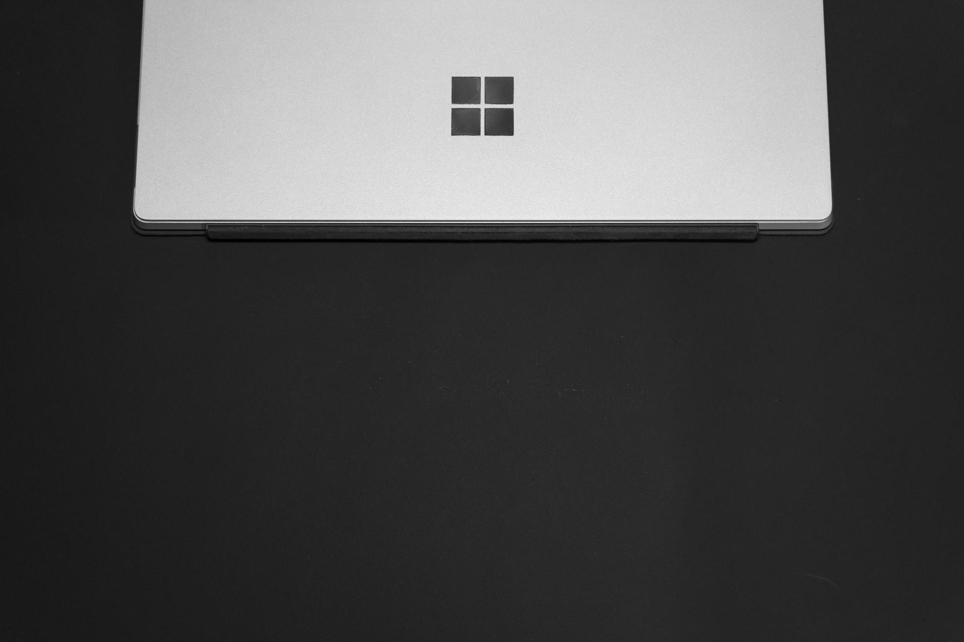 A Macbook Pro Laptop