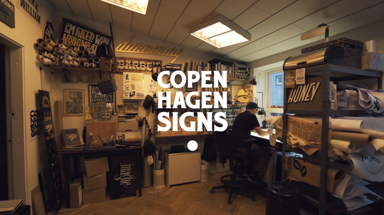 Copenhagen Signs