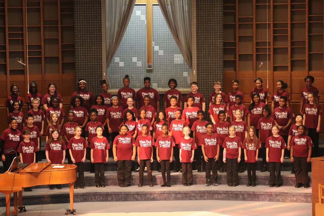 Music Made Together Elementary Honor Choir