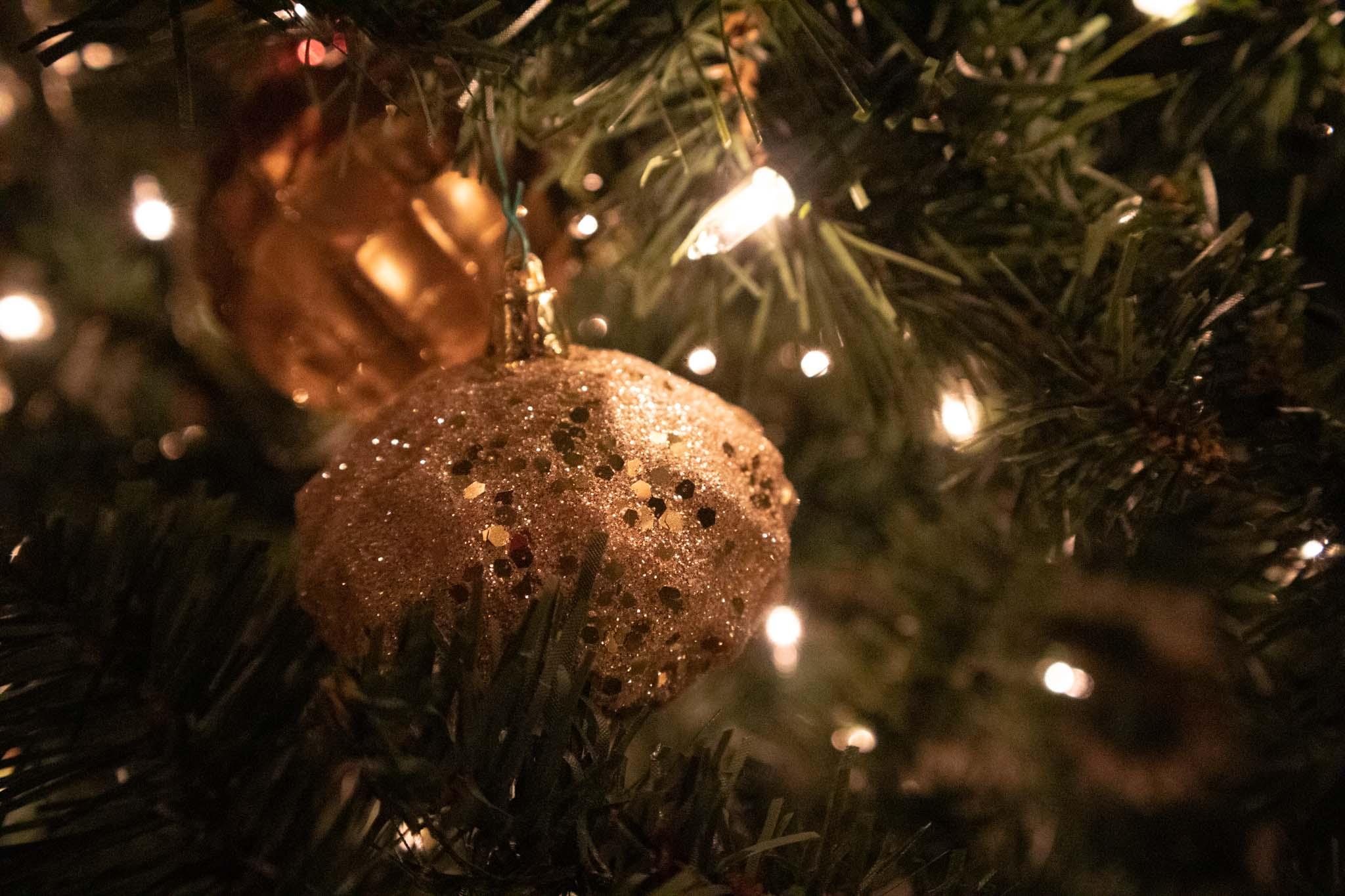 Ornament on Tree