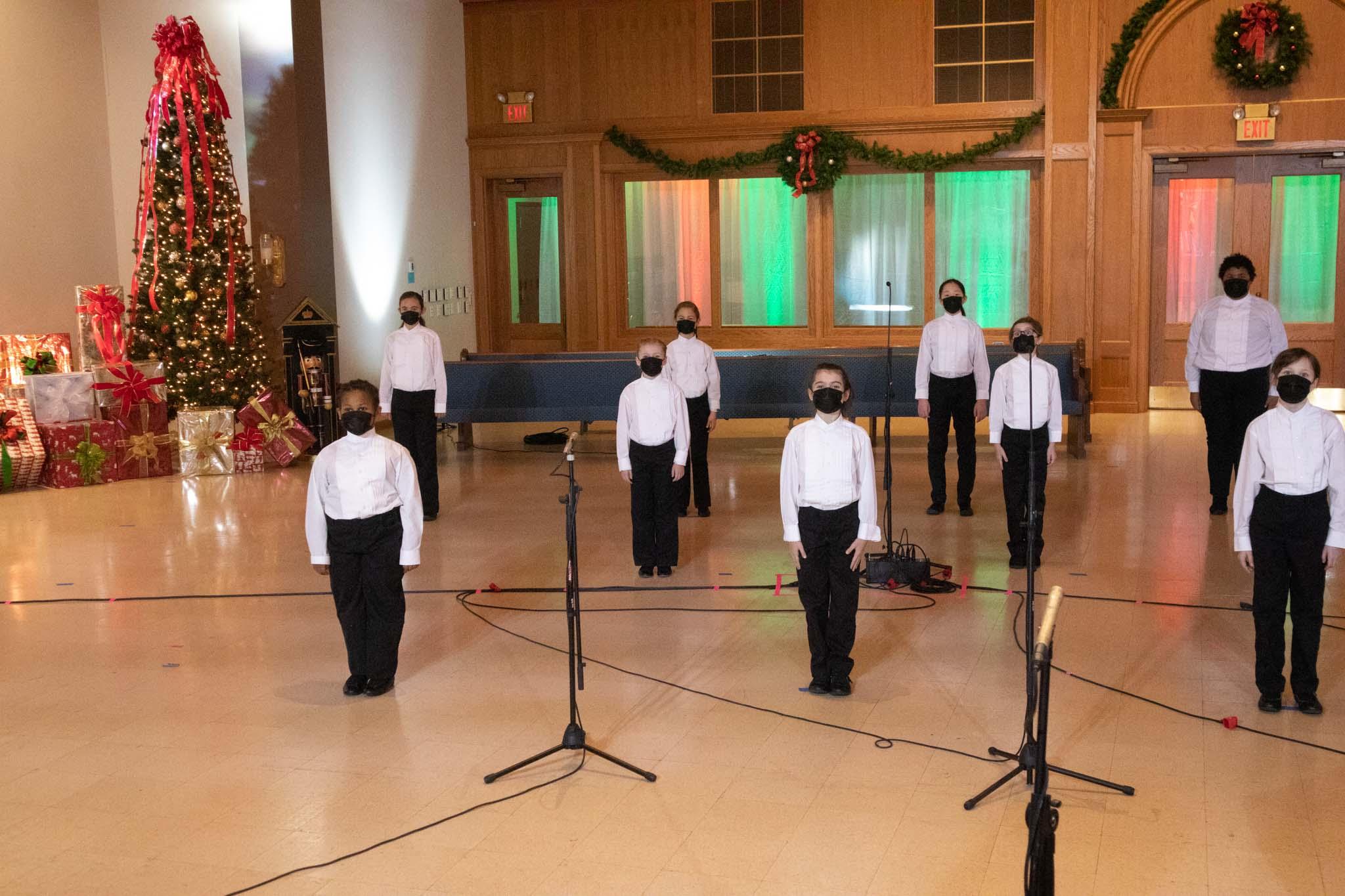 Children's Choir 1A Concert Photo