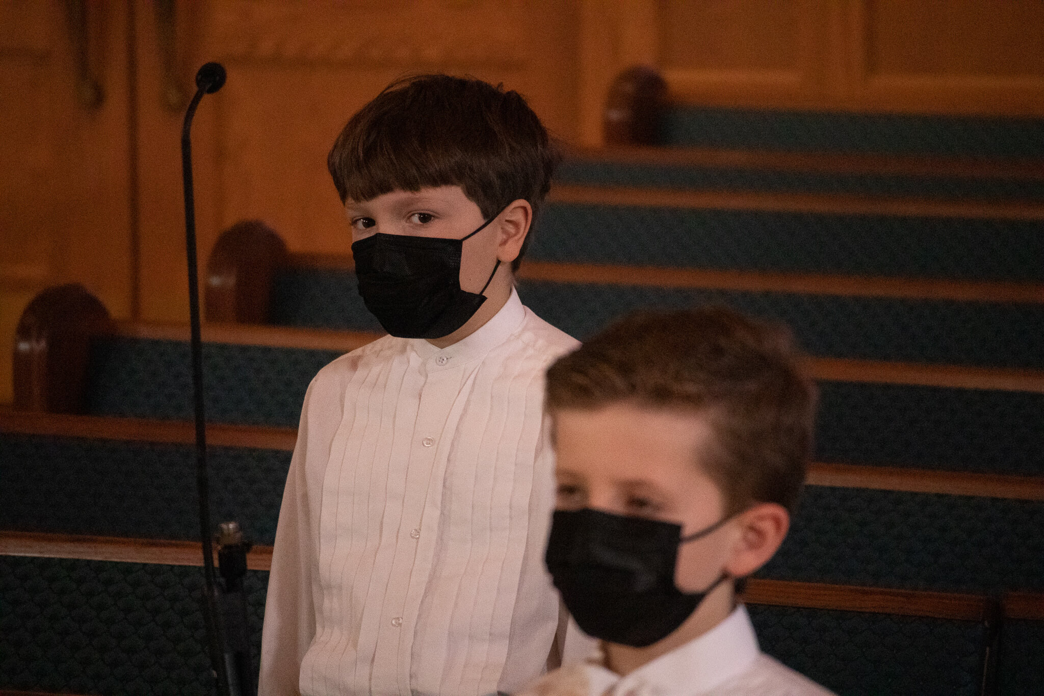 Children's Choir 1B Spring Concert Photo