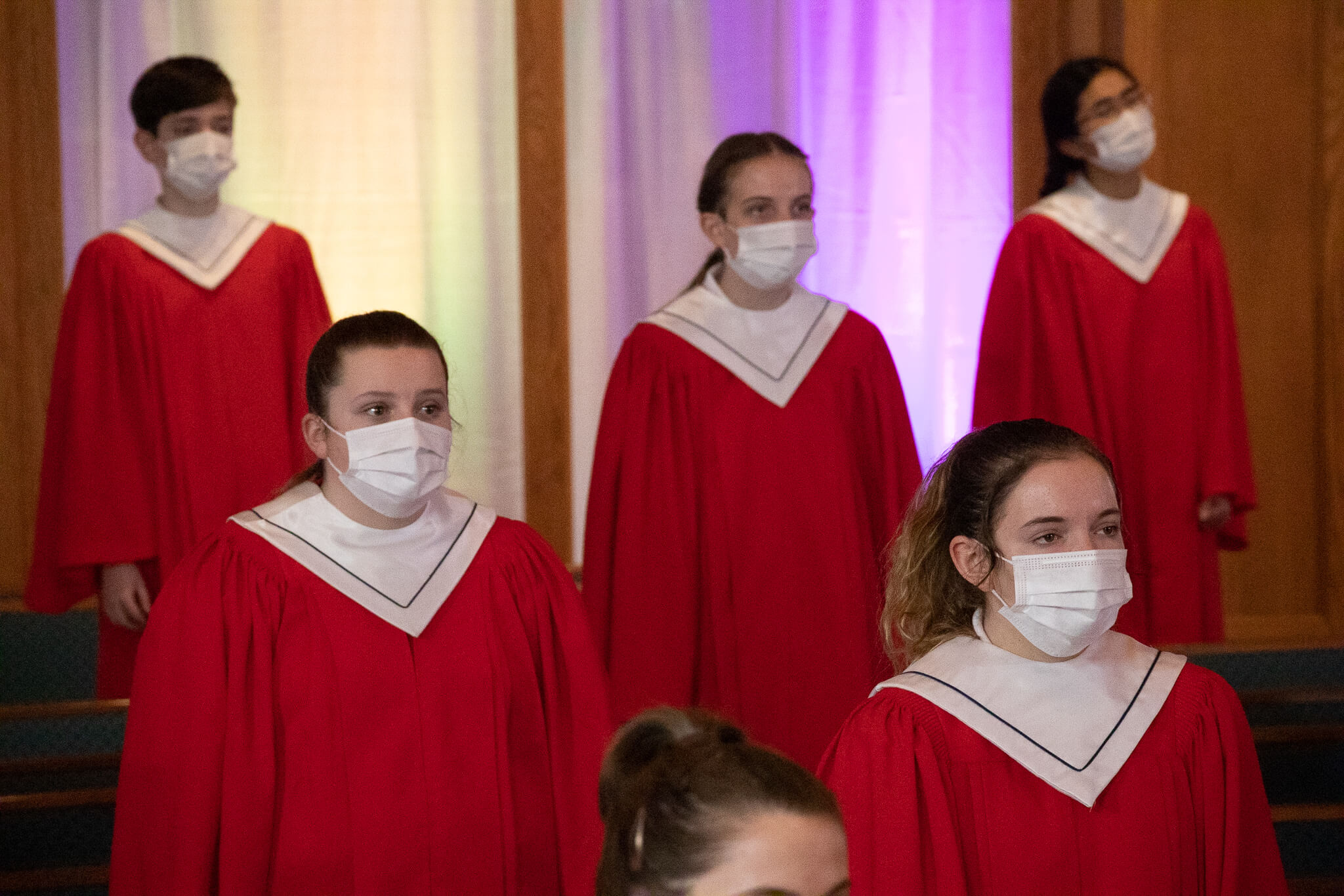 Choristers Spring Concert Photo