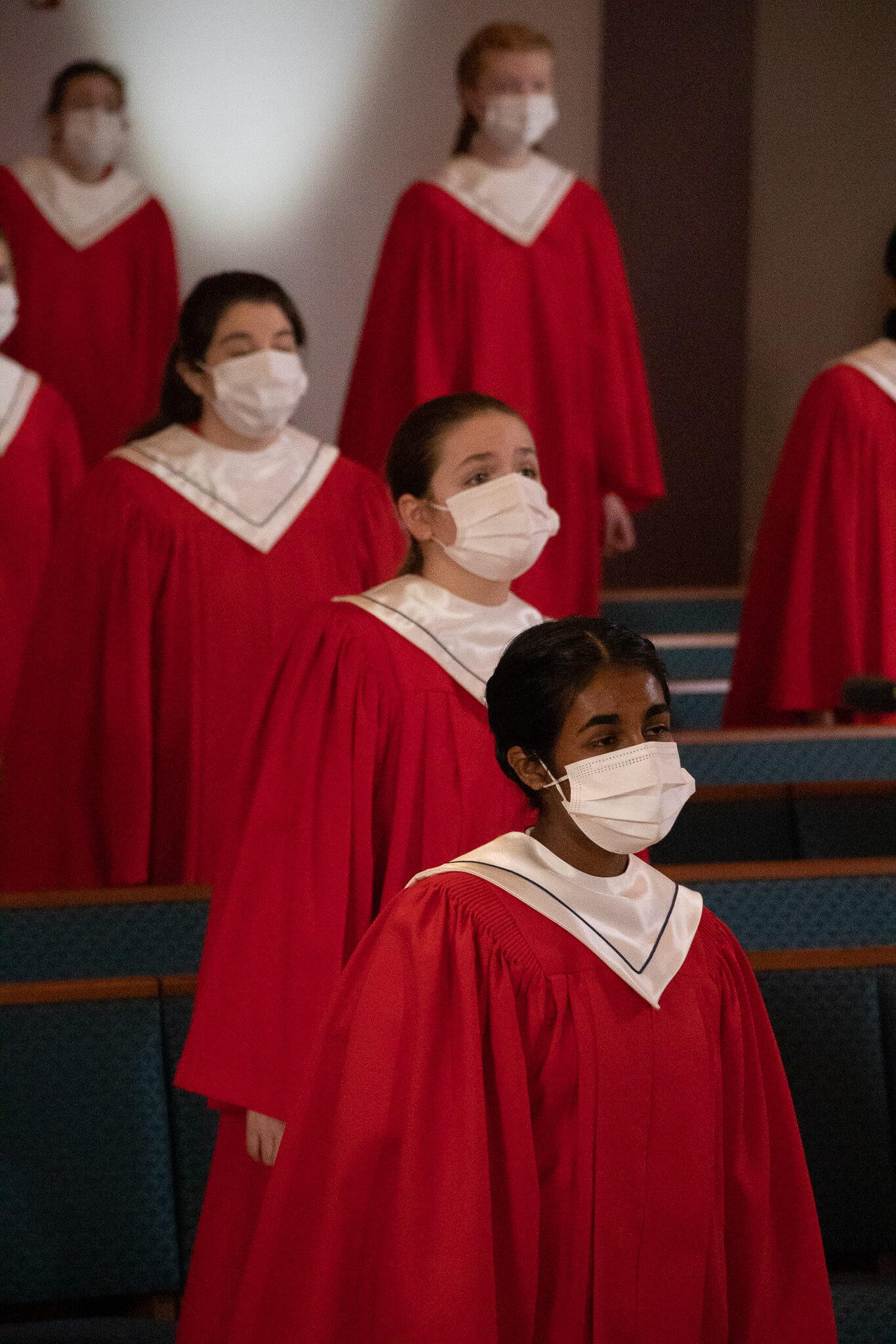 Concert Choir Spring Concert Photo