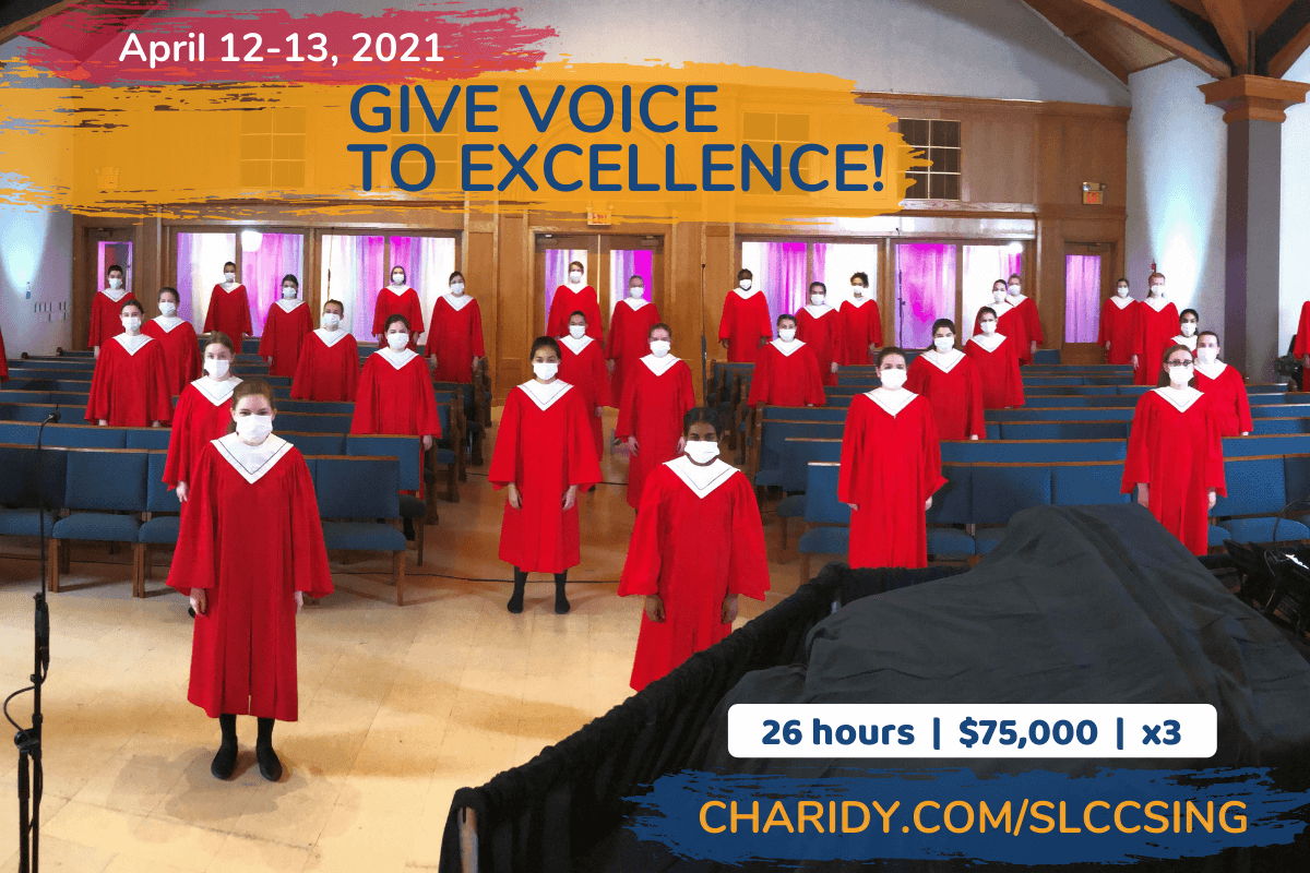 Give Voice to Excellence!