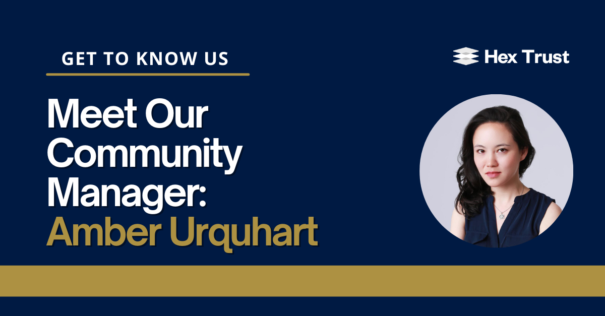 Meet Our Community Manager: Amber Urquhart