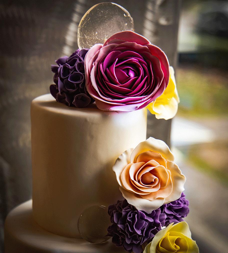 Panarari, torta matrimonio
