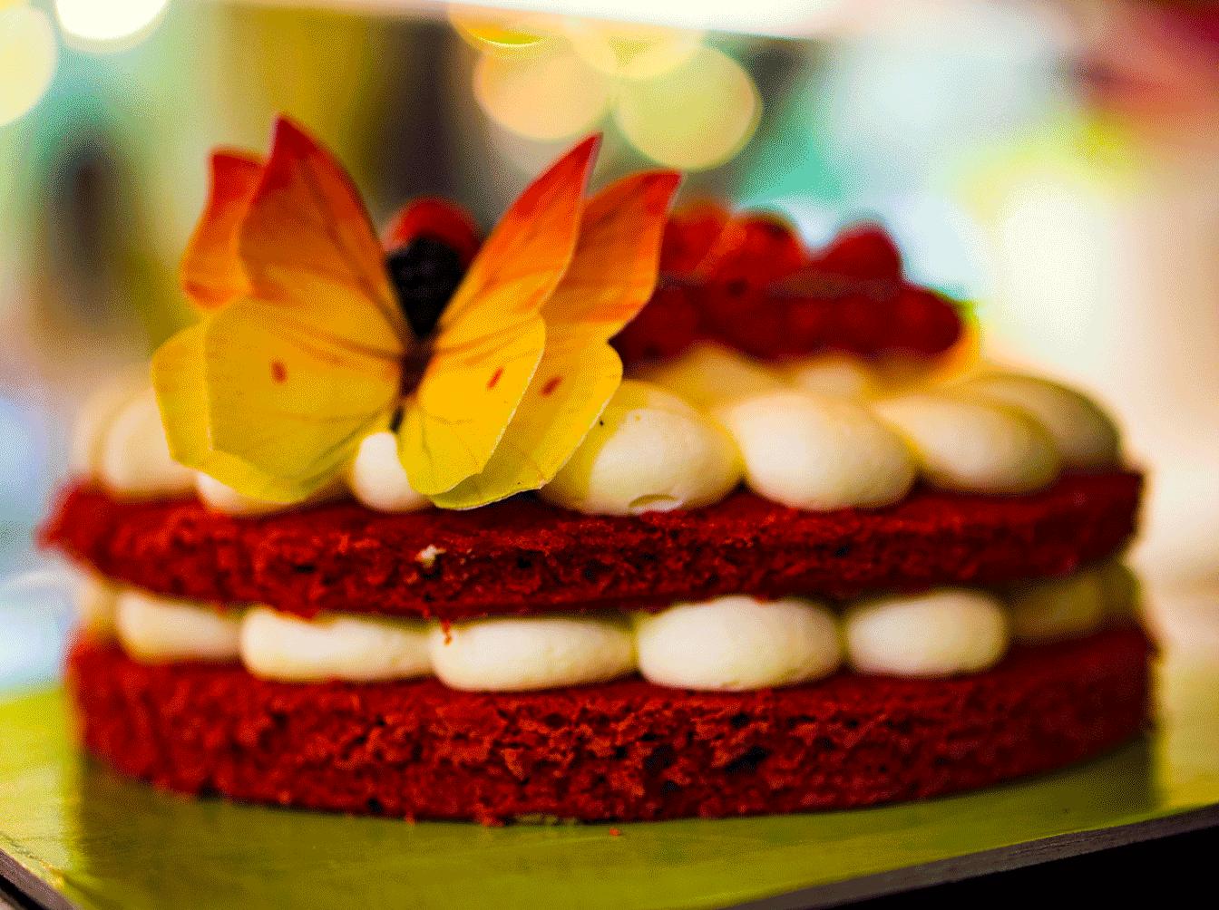Torta red Velvet pasticceria Panarari