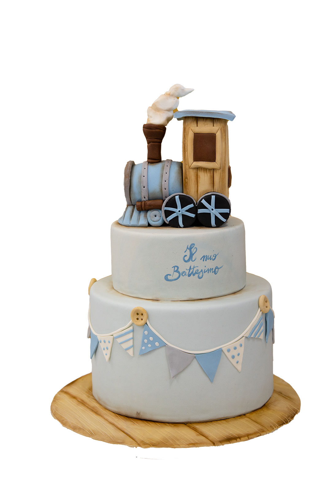 Torta Battesimo, Panarari