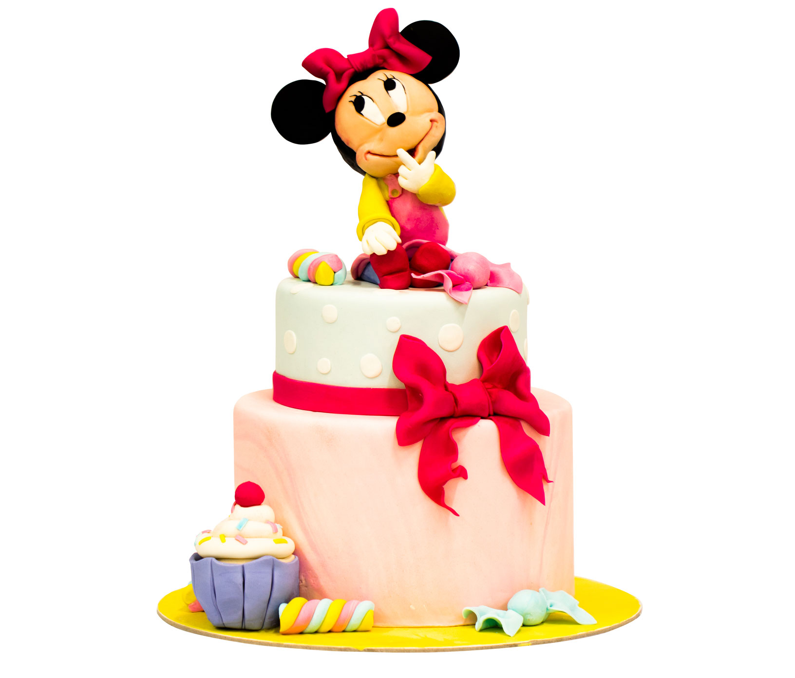 Torta pasta di zucchero, Disney