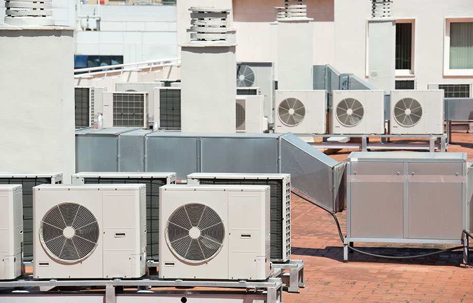 Commercial AC Installation