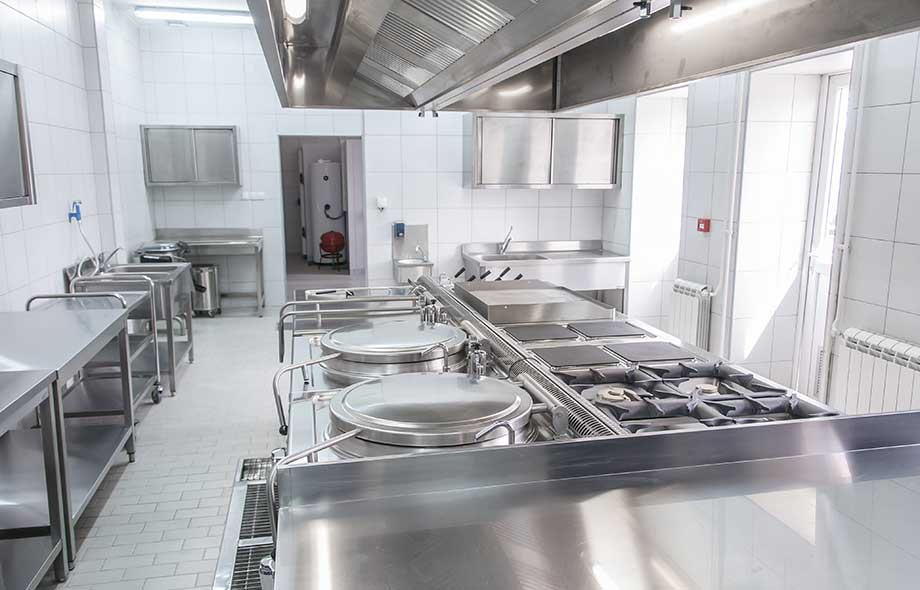 Commercial Cooking Equipment Repair