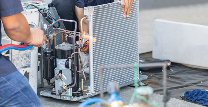 Commercial AC Unit Installation Guide