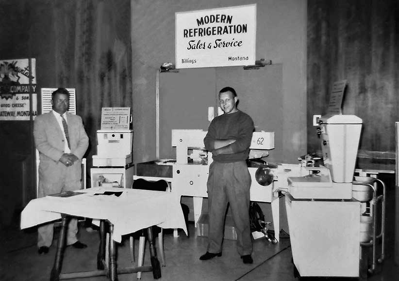 Gary Brink Founder of Modern Refrigeration
