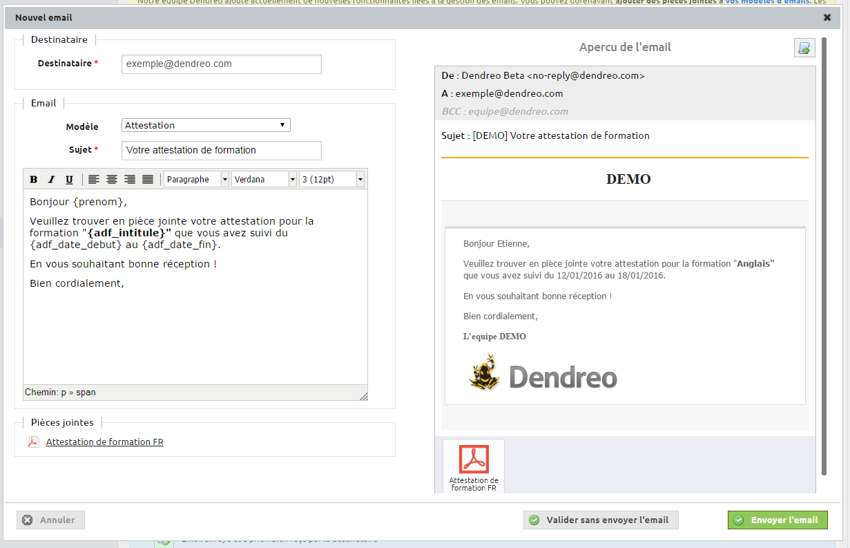 Dendreo_email_1
