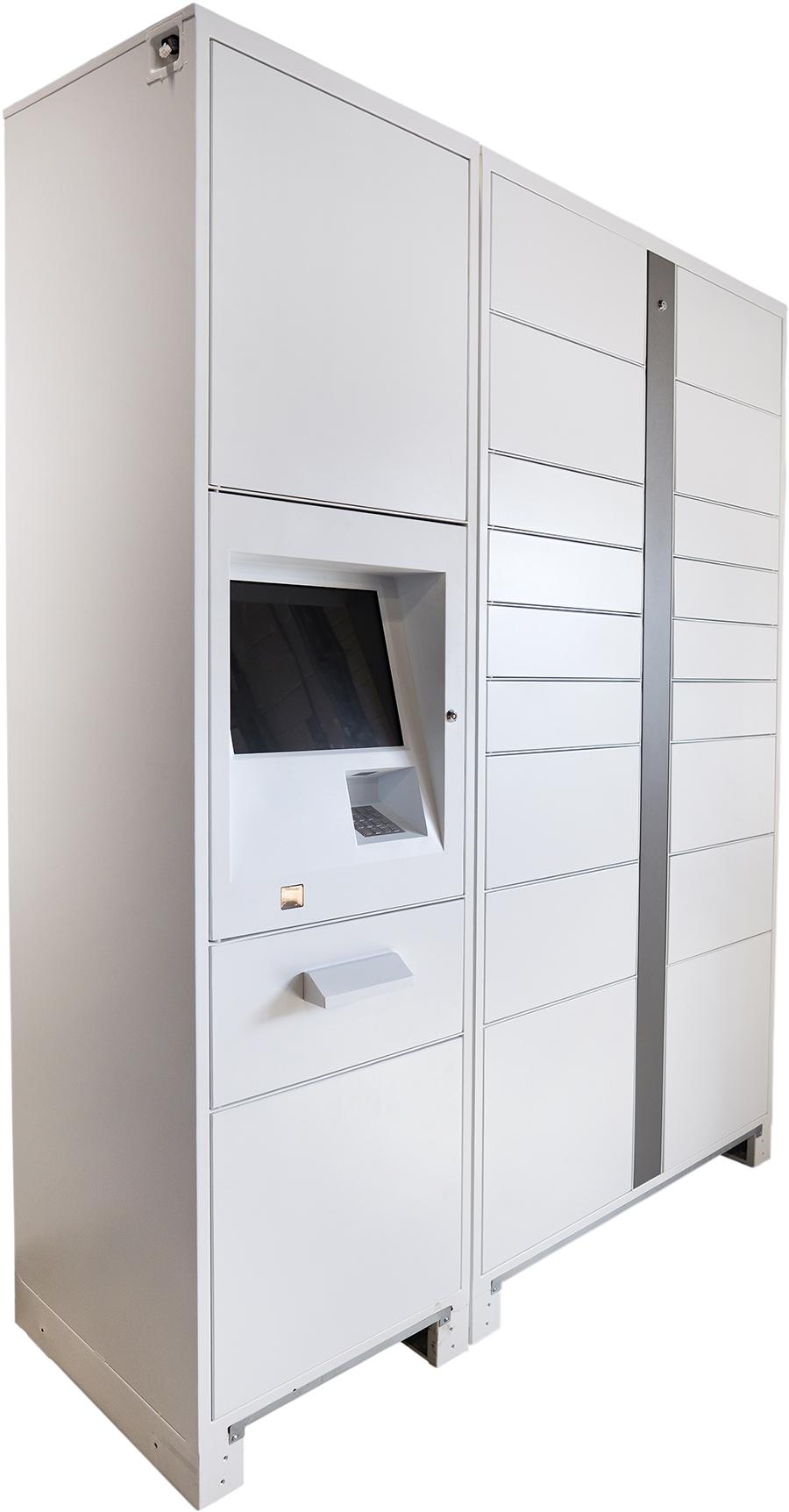 smart parcel locker