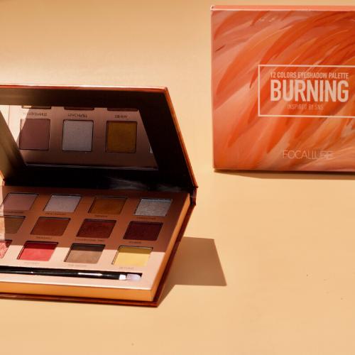Neutral eyeshadow palette in the Beem Box