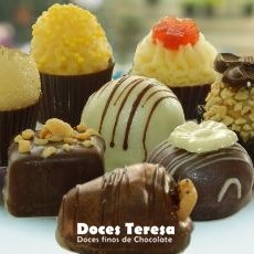 Kit Sabores Brasileiros 24 doces
