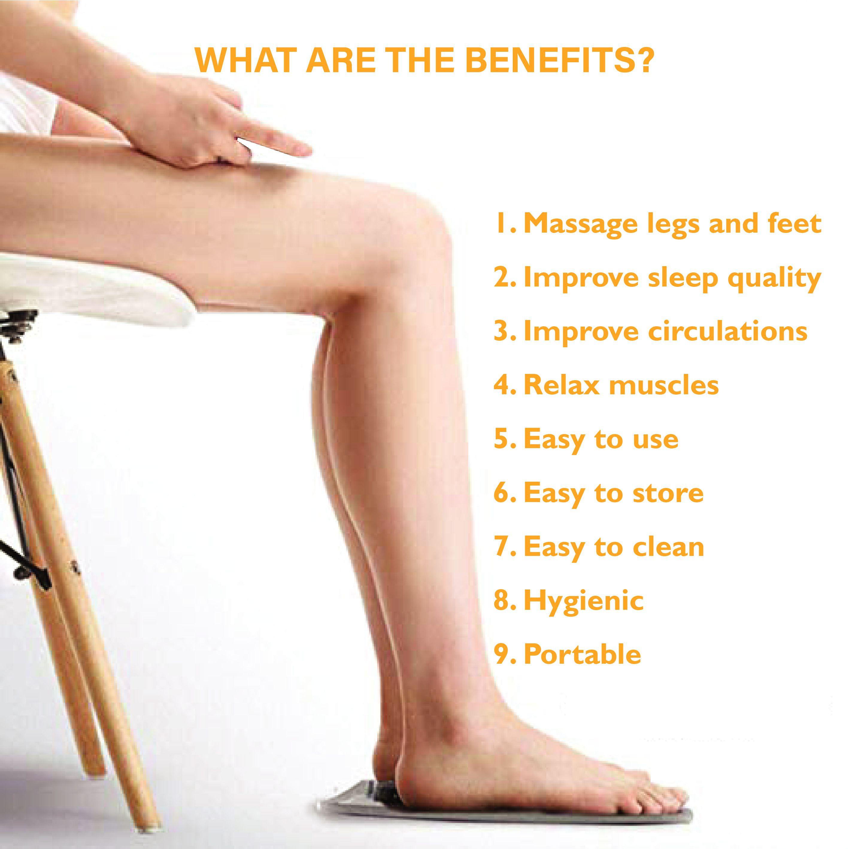 benefits of ems foot massager