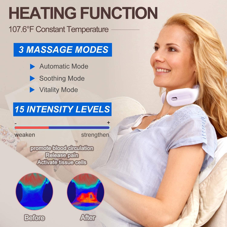 neck massager release pain