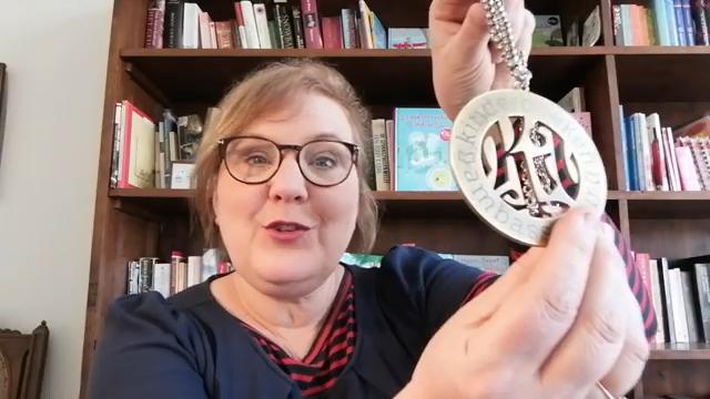 Kinderboekenambassadeur Manon Sikkel