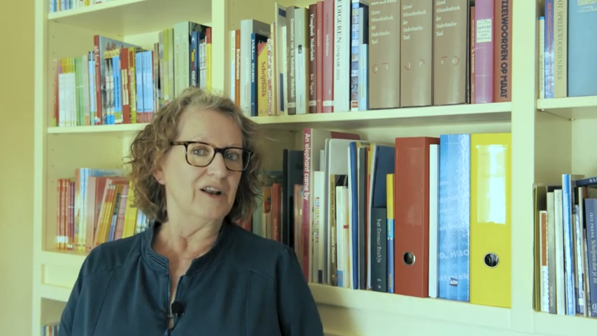Annemarie Bon stelt zich voor als Schrijver op je Scherm