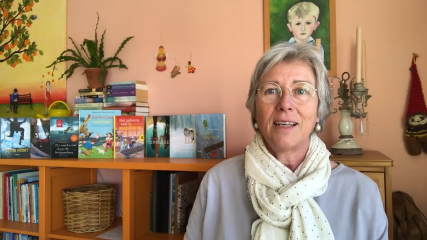 Schrijfster Selma Noort stelt zich voor
