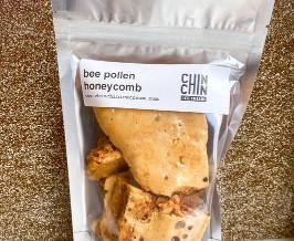 Chin Chin Ice Cream Honeycomb