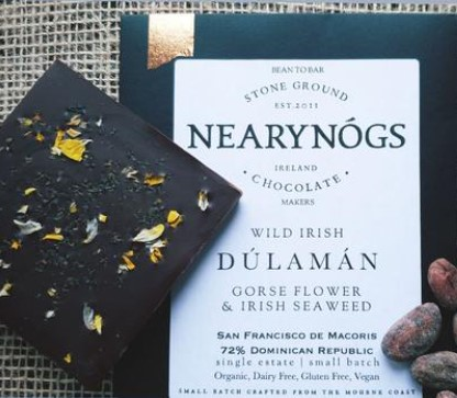 Nearynogs Irish Bean To Bar Chocolate