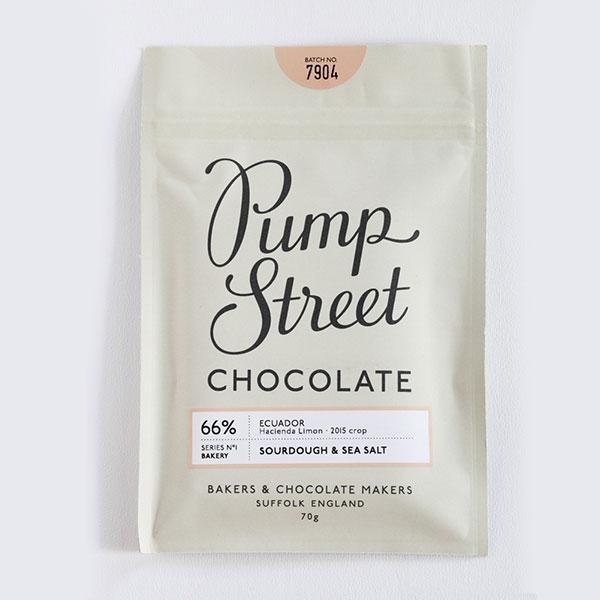 Pump Street Chocolate bar
