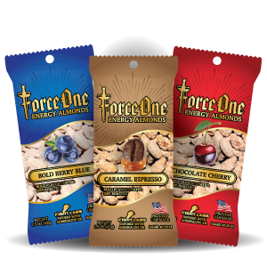 Force One Energy Almonds