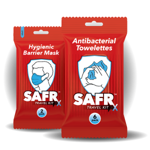 SAFRx Travel Kit